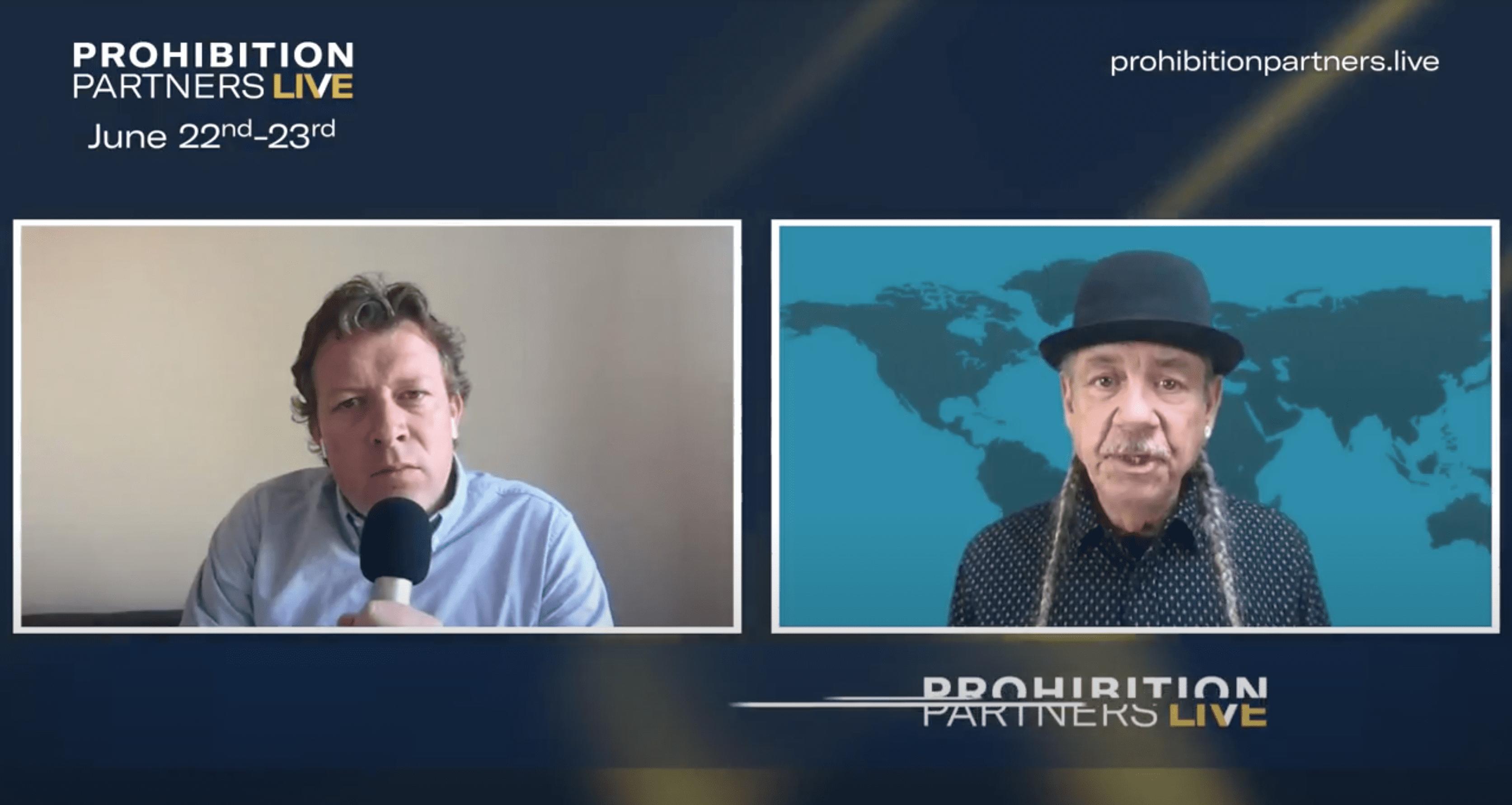 Steve DeAngelo interview